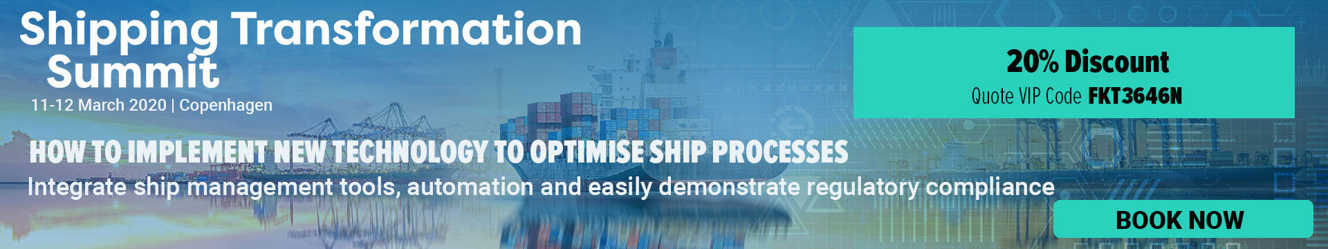 shipping transformation summit