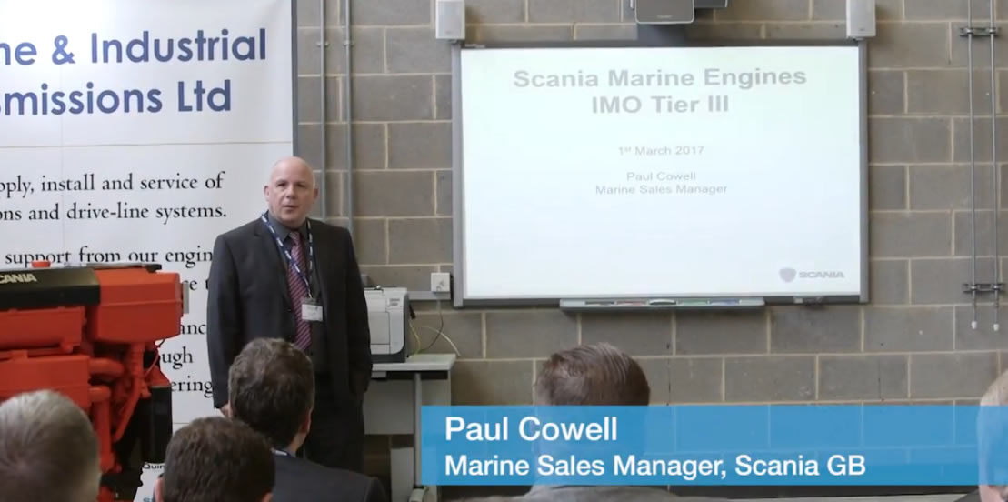 Technical Talk - Scania GB