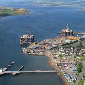 Port of Cromaty Firth