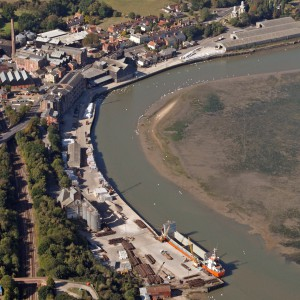 Port of Mistley