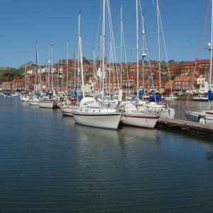 Ports of Scarborough and Whitby