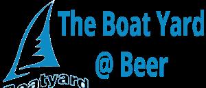 The Boatyard at Beer