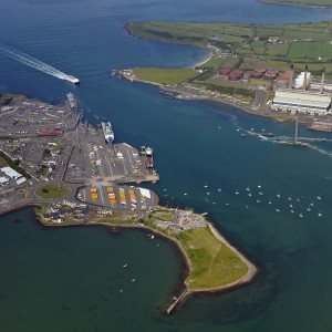 Port of Larne / Port of Cairnryan
